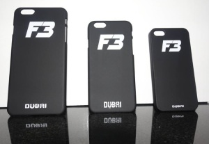 f3 cover iphone