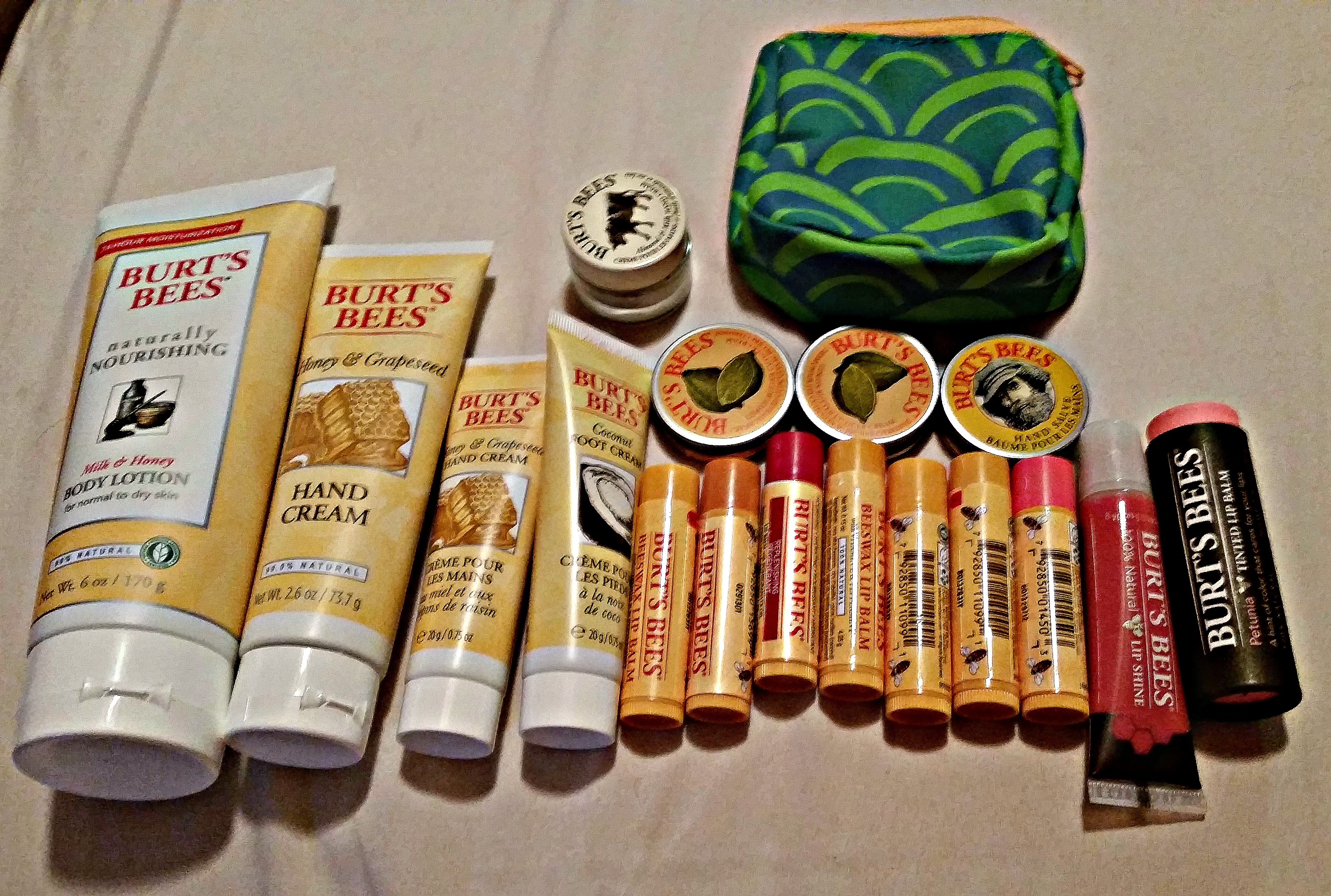 burts bees Browse burts bees and shop our large selection of beauty, bodycare, and perfume at macy's free shipping on all beauty purchases.